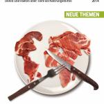 """Der """"Fleischatlas 2014"""" zeigt Tendenzen der globalen Fleischproduktion auf"""