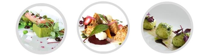 Vegane Gerichte im Restaurant MioMatto © miomatto