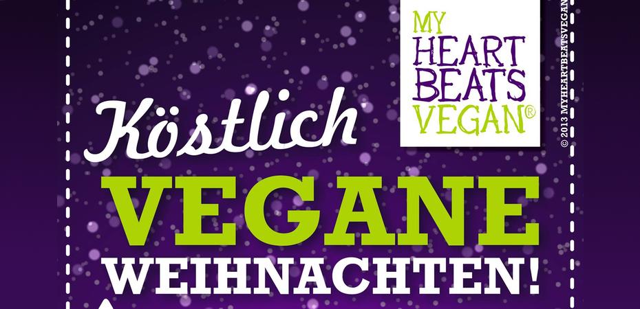 Veganer Stand | My Heart Beats Vegan | Karlsruher Christkindlesmarkt
