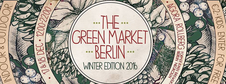 The Green Market | Berlin