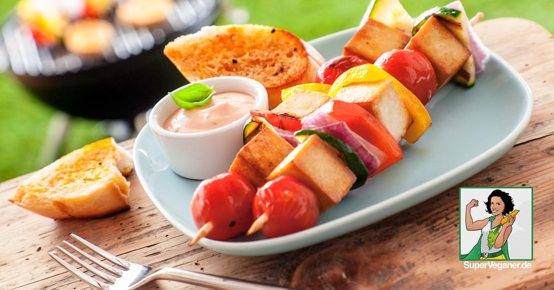 Vegan grillen so gelingt die n chste gartenparty - Gartenparty essen ...
