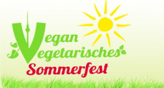 Vegan Vegetarisches Sommerfest 2014 | Berlin