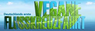 Deutschlands erster veganer Flusskreuzfahrt