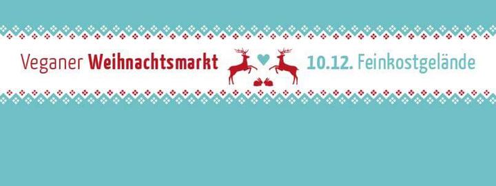 Veganer Weihnachtsmarkt 2016 | Leipzig
