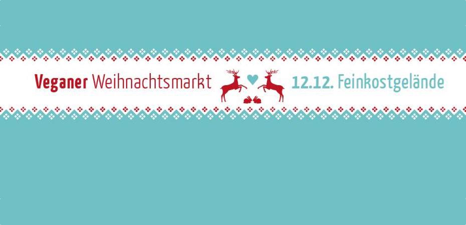 Veganer Weihnachtsmarkt | Leipzig