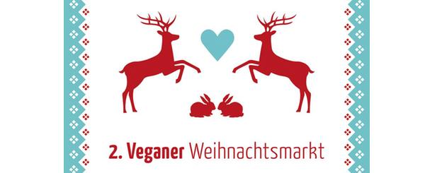 Veganer Weihnachtsmarkt Leipzig