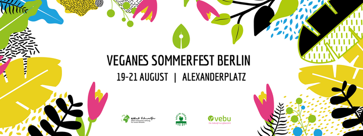 Veganes Sommerfest 2016 | Berlin