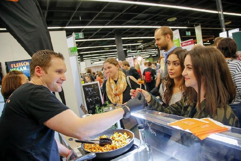 Veganfach, Ernährung, Köln, Vegan, Messe