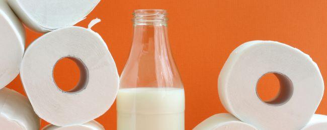 Volksleiden Laktoseintoleranz: Immer mehr Menschen müssen auf Milch verzichten