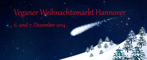 Veganer Weihnachtsmarkt Hannover