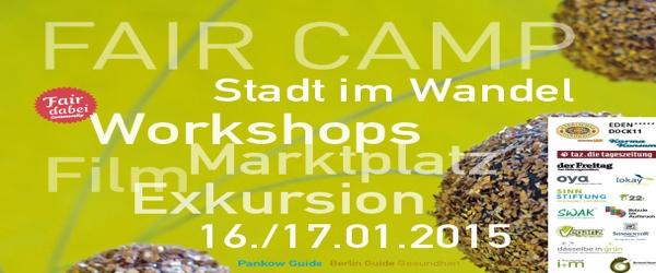 Fair Camp Berlin 2015
