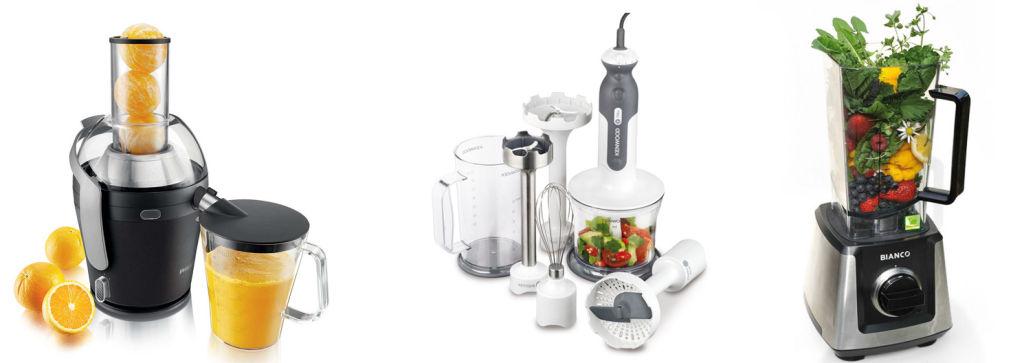 Inzwischen gibt es eine Vielzahl an Küchenmaschinen, die das Kochen ungemein erleichtern.