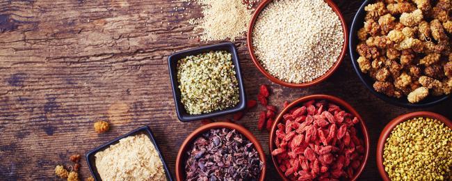 Superfood ist glorifiziert und weit gereist – dabei liegt das Gute so nah