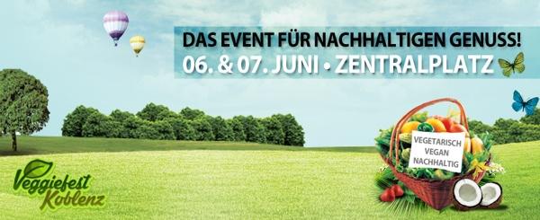 Veggie-Fest Koblenz